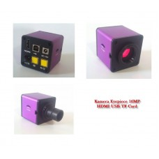 Kamera Eyepiece Mikroskop 16MP HDMI/USB TF Card