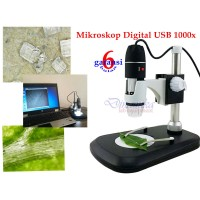 Mikroskop Digital USB 1000x