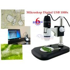 Mikroskop Digital USB 1000x