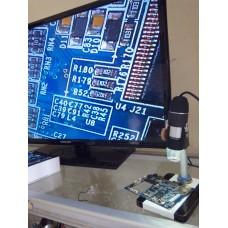 Mikroskop Digital AV/TV 200x